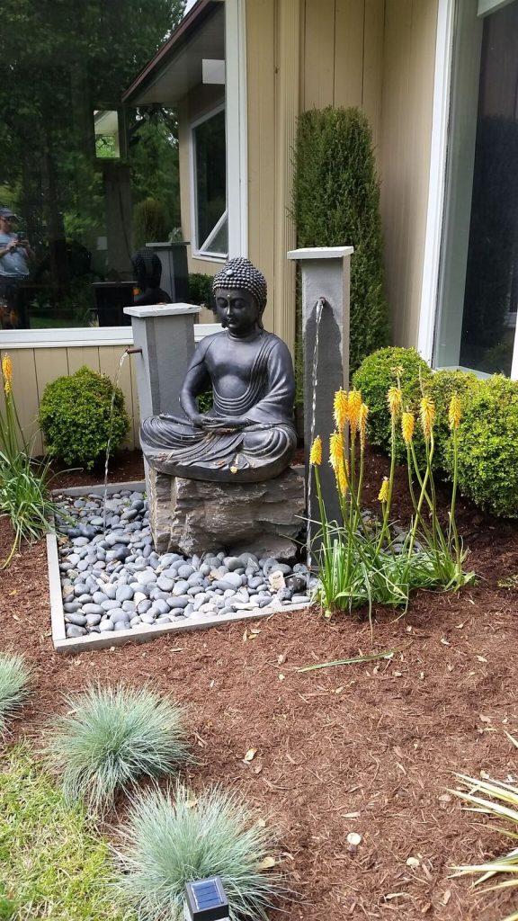 Fountain Installation Custom Feature