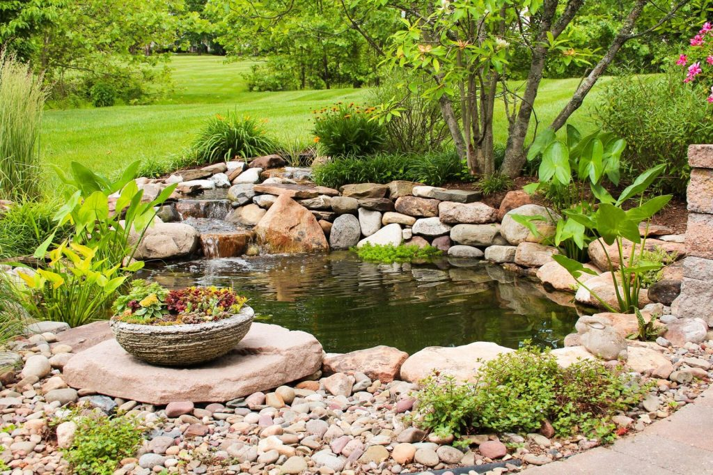 Philadelphia Pond Maintenance