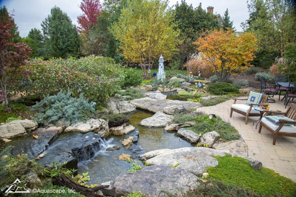 Philadelphia Fall Pond Care