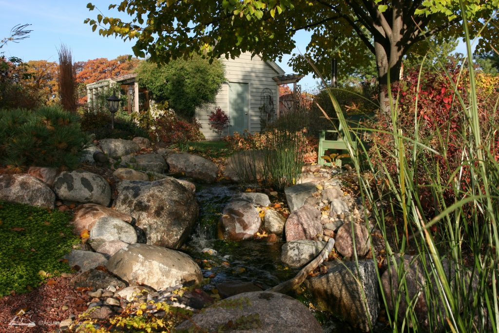 Philadelphia Fall Pond Maintenance